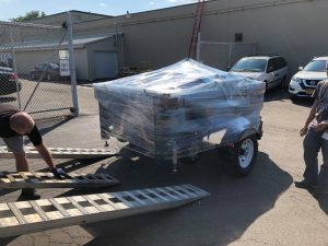 hardware drop shipped