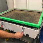 metal silk screen uv exposure unit 2
