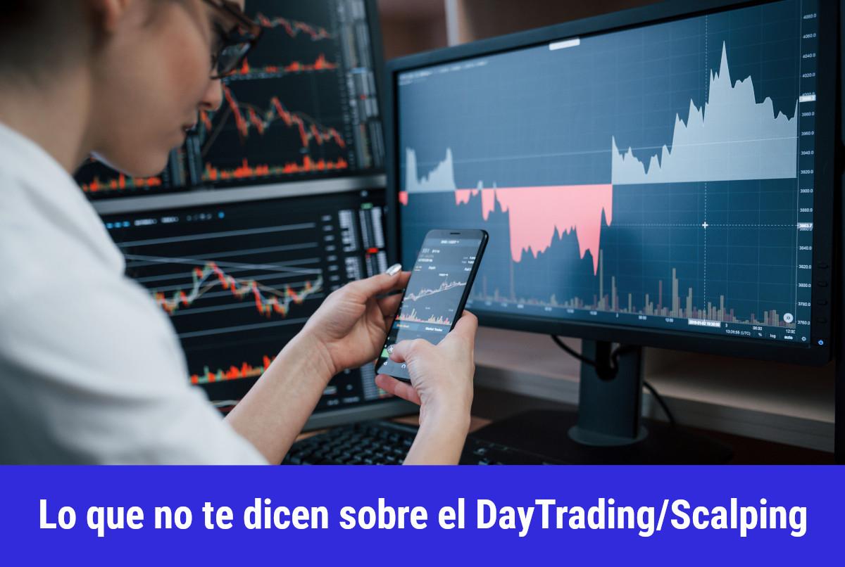 Cómo NO comprar acciones: Secretos de Scalping/Daytrading