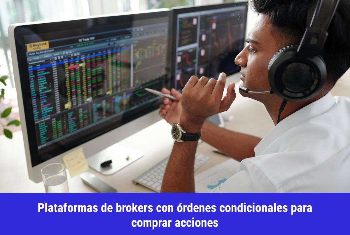 FirsTrade: Plataformas de brokers para comprar acciones con órdenes condicionales y automáticas
