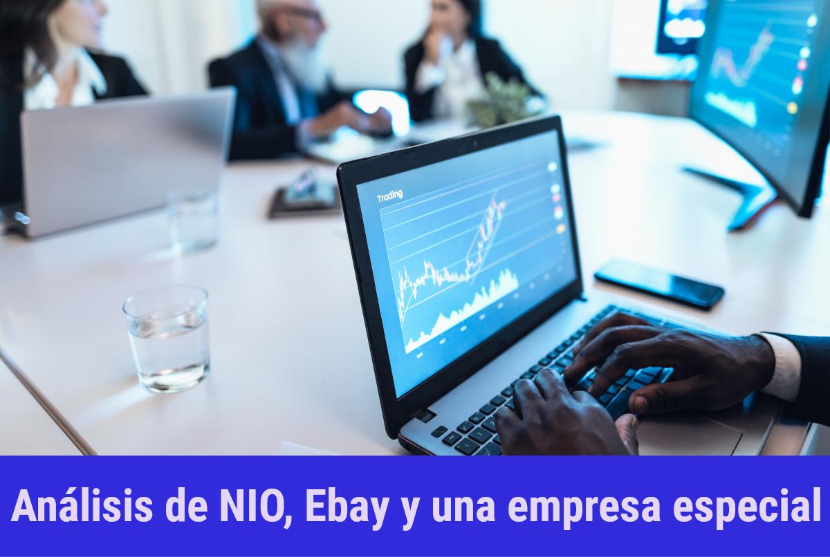 Comprar acciones de NIO, Ebay o esta otra empresa menos popular? Desde $30 USD