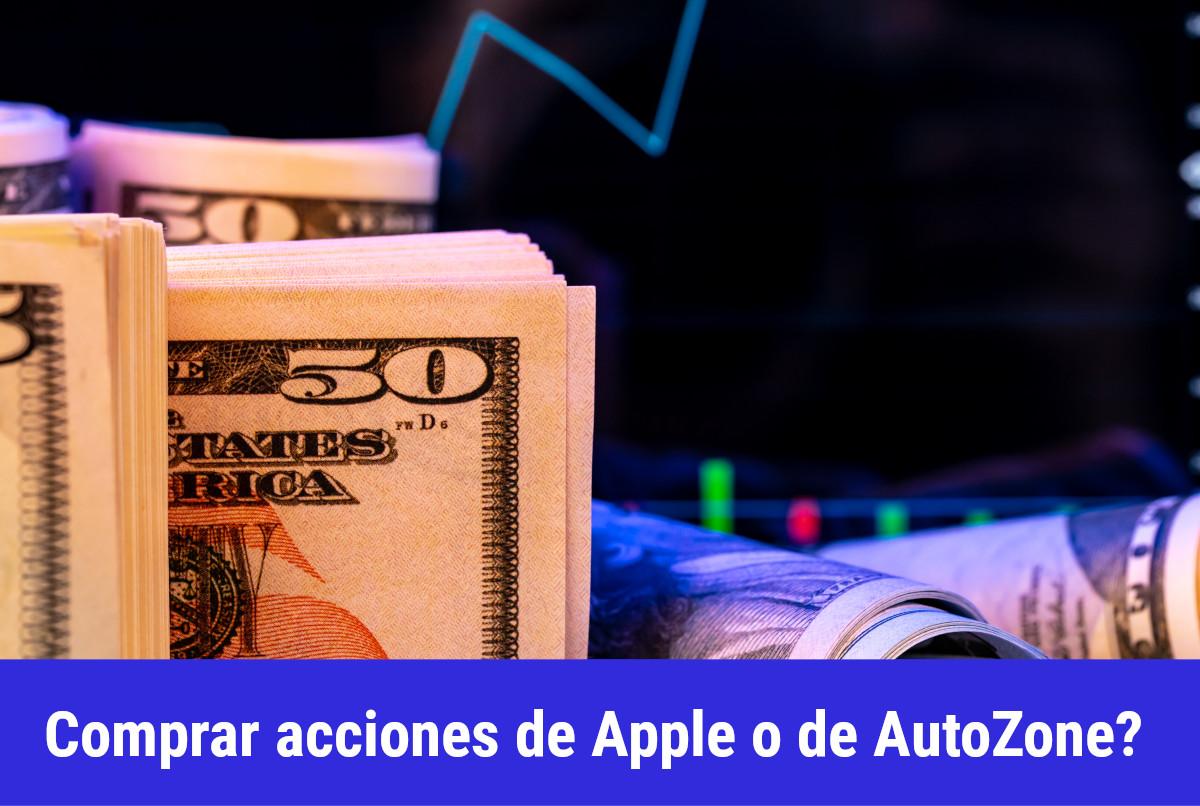 Análisis de acciones de Apple, AutoZone y otra empresa de seguridad DSS