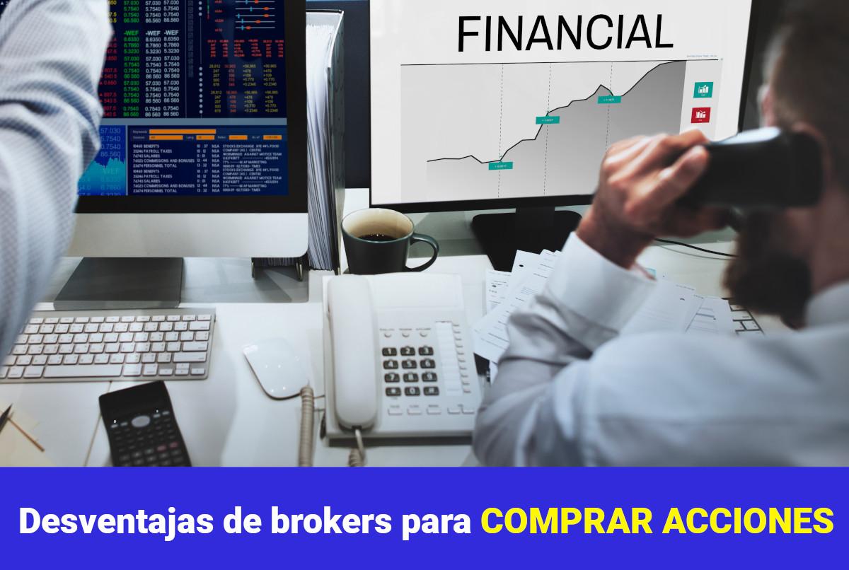 Cuidado al elegir tu broker: Evita malas experiencias y costos