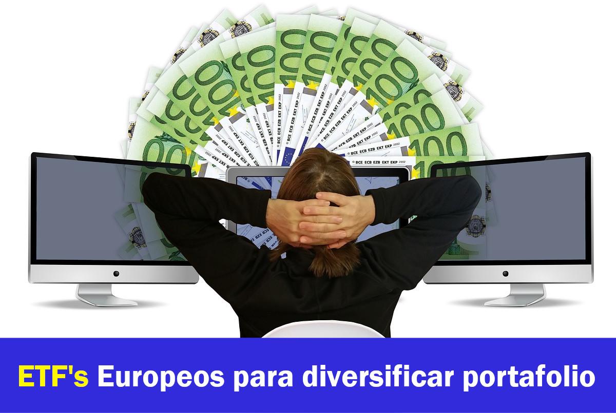 Fondos de Inversión Europeos para comprar acciones