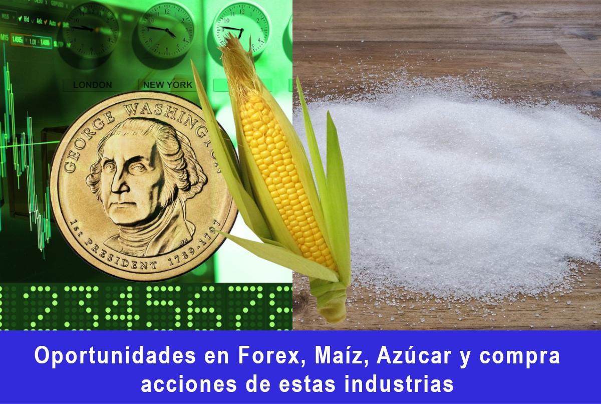 Análisis de escenarios, las mejores industrias, Forex y Futuros   26 Agosto