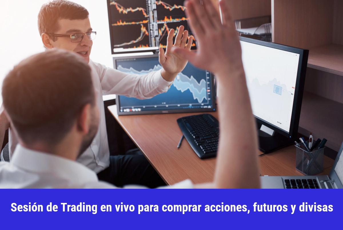 Cómo encontrar oportunidades en el mercado de Futuros, Forex y Accione sen vivo