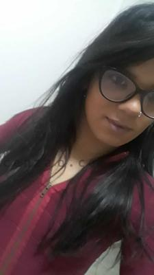 Acompanhante Anally Souza