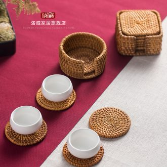 Archaize sealed bottle wine jar of jingdezhen ceramic household liquor with leading 10 jins hip bubble it