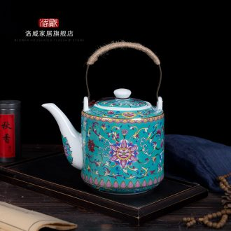 Portable travel tea set your kiln kung fu suit household contracted and contemporary jingdezhen ceramics cup teapot tea tray