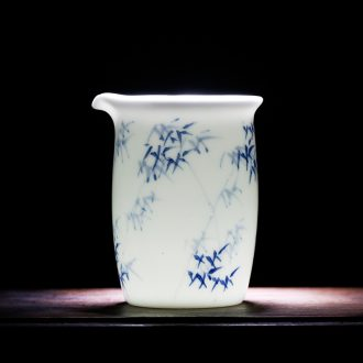 Three frequently hall kung fu tea sample tea cup jingdezhen ceramic tea set hand paint celadon small cups a single cup