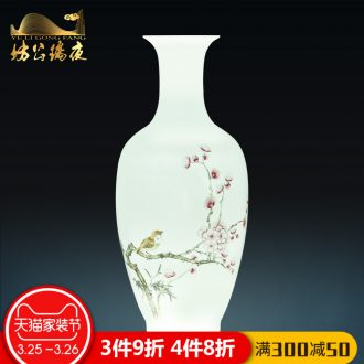 Jingdezhen ceramics imitation qing qianlong youligong wax gourd vases, the sitting room porch decoration of Chinese style household furnishing articles