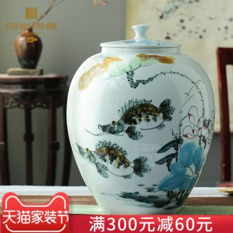 Jingdezhen ceramics points archaize of wine liquor wine home wine pot liquor cup kit gift set