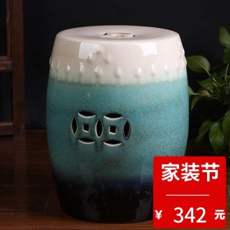 Jingdezhen ceramic decoration plate furnishing articles crafts porcelain art decoration plate hang dish plate with base
