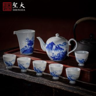 St the teacups hand-painted ceramic kungfu enamel xiangyun hat cup sample tea cup all hand jingdezhen tea cup