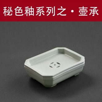 Drink to hand-painted porcelain fair yongle sweet white glazed ceramic tea cup white points home and pour tea cups small sea