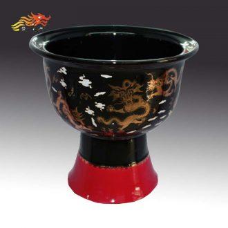 JingYuXuan mop bucket of jingdezhen ceramic art mop mop pool pool pool sewage pool under large painstakingly