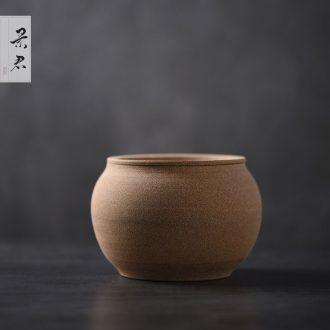 Jingdezhen hand-painted colored enamel kettle JingJun teapot household little teapot kung fu tea pot