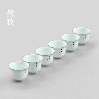 Drink to the secret glazed pot of bearing dry foam plate fine ancient ceramic POTS sea water type tea tray Japanese tea set ceramic tea