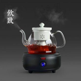 Drink to Jingdezhen blue and white porcelain tureen tea cups Hand-painted ceramic only three tureen tea bowl tea kungfu tea set