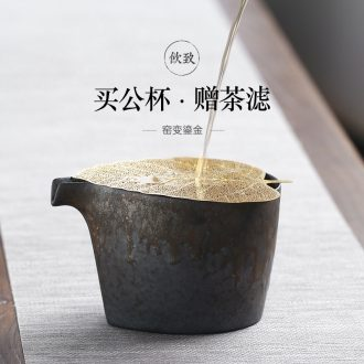 Drink to Jingdezhen antique pot of bearing dry plate handmade ceramic pot of kung fu dry foam Taiwan Japanese tea ceremony with zero