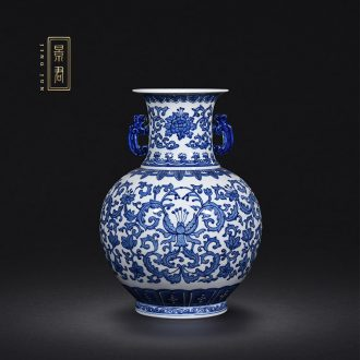 JingJun jingdezhen manual sweet zijin mouth ceramics craft sample tea cup tea cups suet jade