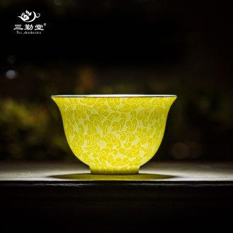 Three frequently your kiln glaze kung fu tea set # 10 set of jingdezhen tea service of a complete set of tea cups xi shi head tea pot