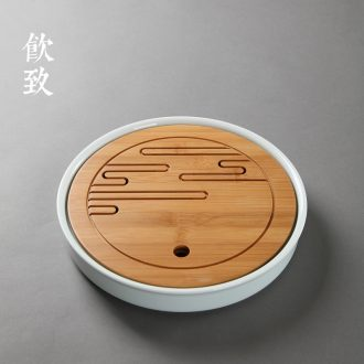 Drink to the blue and white porcelain enamel glass ceramic sample tea cup kung fu suit household single cup sketch cup 10 cups