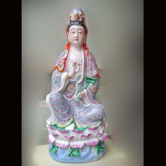 Jingdezhen art hollow out gorgeous color flower pot ceramic art personality fashion small cylinder decoration ware porcelain bowl