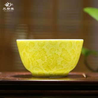 Three frequently hall of zen your kiln ceramic teapot kung fu tea tea ware S24014 slicing can raise large capacity small pot