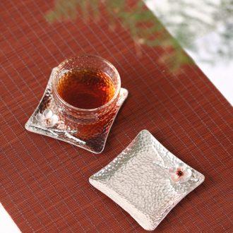 Ceramic filter) tea creative tea strainer personality deer white porcelain frog furnishing articles filter kunfu tea tea tea set