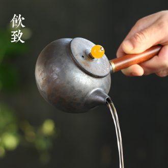 Drink tea ware celadon ceramics fair mug points to antique tea sea Japanese male cup large cup of kung fu tea set