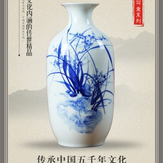 Jingdezhen ceramics large storage tank general jar airtight canister to candy jar household act the role ofing is tasted furnishing articles in the living room