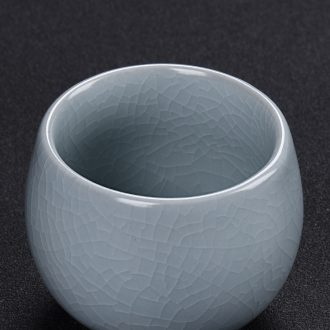 HaoFeng your kiln on ceramic cups individual cup sample tea cup Japanese master kung fu tea cups tea accessories