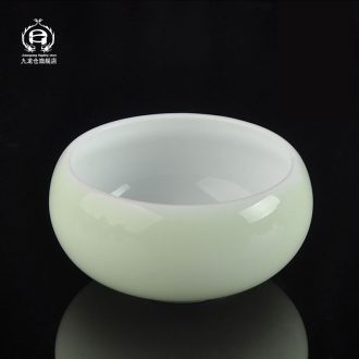 DH jingdezhen ceramic cups kung fu tea cups individual cup sample tea cup household single glass ceramic cup