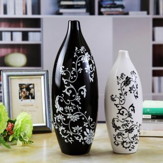 Contemporary and contracted sitting room ark creative arts and crafts porch place TV ark home decoration ceramic vase