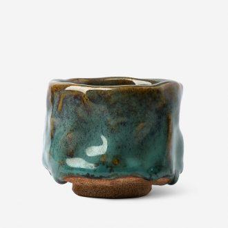 Creative TaoXiChuan jingdezhen ceramic handmade glass ceramic cup color glaze sample tea cup masters cup