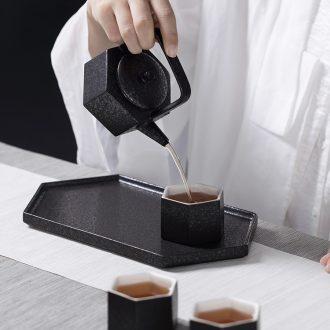 Million kilowatt/hall with the ritual ceramic home a pot of three cups of a complete set of kung fu tea set liuhe company conveniently