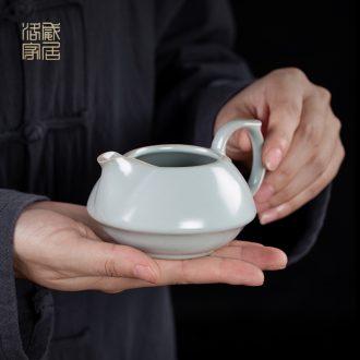 , your kiln large capacity fair mug of tea sea by hand and cup and cup of tea tea tea ceramic tea set points