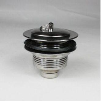 Jingdezhen JingYuXuan art basin matching accessories mop pool water drainage zinc alloy for 6 cm drains