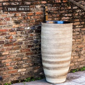 Lavabo ceramic basin basin art restores ancient ways the post one floor balcony outdoor lavatory toilet toilets