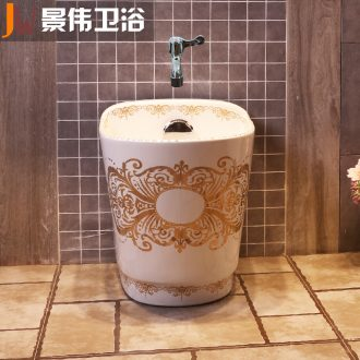 Mop basin ceramic mop mop pool pool bathroom balcony household mop pool palmer pool small mop basin
