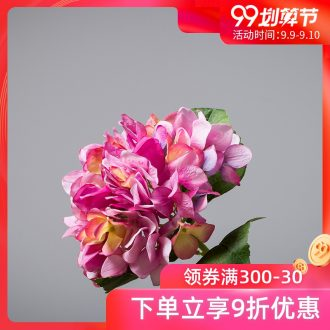 The minister ceramic fake flowers sitting room simulation of plastic flowers silk squid furnishing articles ornaments interior decoration decoration