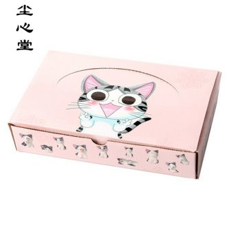 Dust heart cheese cat cute kitten household furnishing articles ceramics, sweet, private process ACTS the role of creative gifts