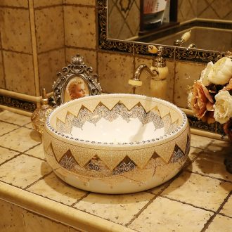 M beauty on the ceramic basin basin basin basin is the basin that wash a face the sink Alice's jungle