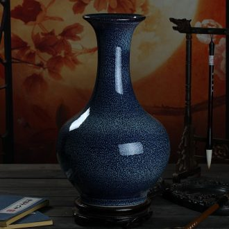 Jingdezhen ceramics vase furnishing articles creative kiln art star modern fashion contracted sitting room home decorations