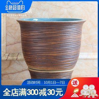 Mop pool balcony ceramic art basin of mop mop pool toilet wash mop mop pool pool restoring ancient ways