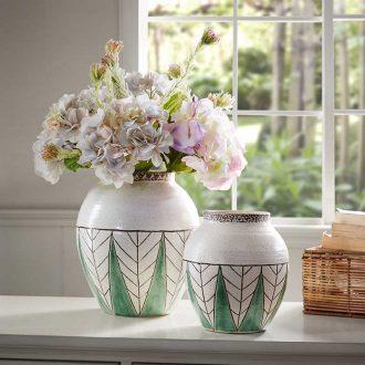 Harbor House, ceramic vases, furnishing articles sitting room TV ark, flower arranging, American household adornment Uganda