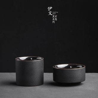 Even Japanese ceramic sample tea cup home master cup single CPU kung fu tea set personal cup contracted tea cups