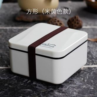 Travel tea set suit portable package mini portable contracted 4 ceramic is suing the car Travel kung fu tea cups