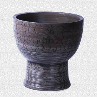 The Mop pool jingdezhen ceramic bathroom home to restore ancient ways carved stone art floor size Mop pool
